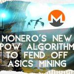 Monero Employs New POW Algorithm