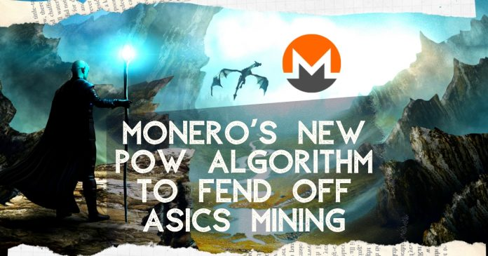 Monero Employs New POW Algorithm