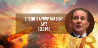 It is the Whale: Peter Schiff Warns Bitcoin Hodlers