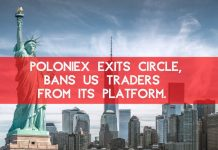 Poloniex Bans US traders from its platform.