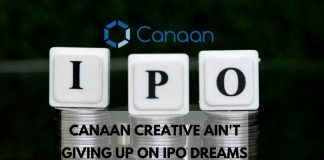 China's Canaan Creative Isn't Giving Up on IPO Dreams