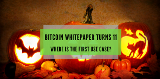 Revolutionary 9 Page Bitcoin Whitepaper Turns 11 Today