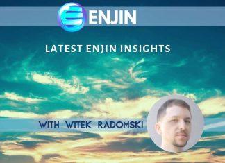 Enjin Update: Latest Insights from its CTO, Witek Radomski