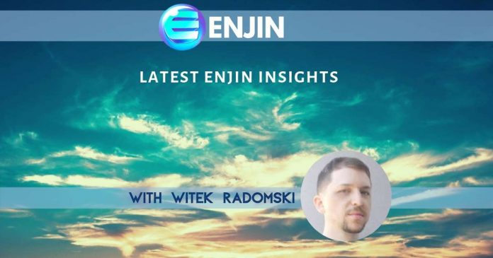 Enjin Update: Latest Insights from its CTO, Witek Radomski