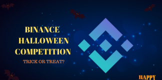 Binance Halloween Competition - Trick or Treat?