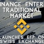 Binance enters a traditional market
