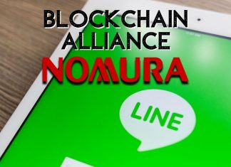 Nomura partners with Messenger Line