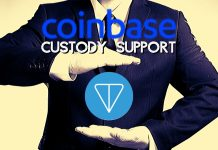 GRAM Secured Coinbase Custody's Support