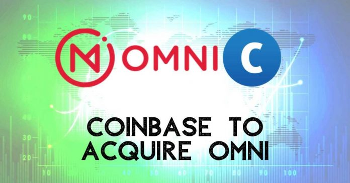 Coinbase To Acquire Omni