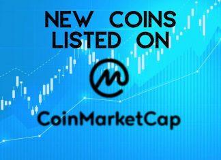 Coinmarketcap lists new coins