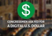 A digital dollar is needed