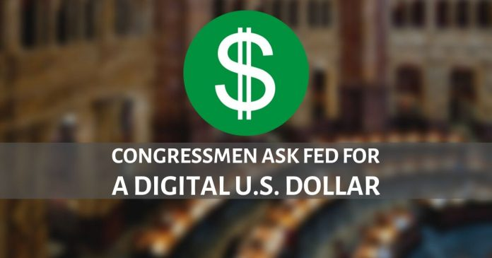 A digital dollar is needed
