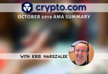Crypto.com AMA Summary: November Looks Good
