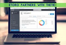 eToro Partners with TheTie