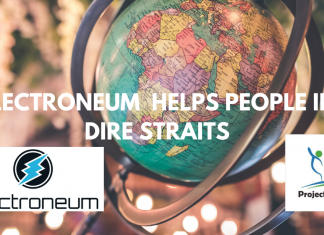 Electroneum Helps People in Dire Straits