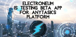 Electroneum is Testing BETA App for AnyTasks Platform