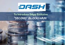 "DASH to Introduce DApp Exclusive ""Second"" Blockchain"