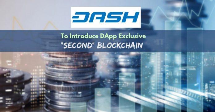"DASH to Introduce DApp Exclusive ""Second"" Blockchain"