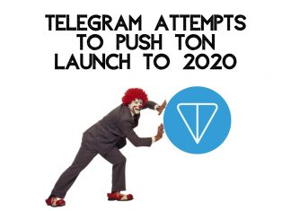 Begging for Mercy: Telegram Attempts to Push TON Launch to 2020