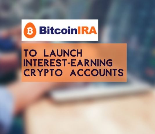 Bitcoin IRA to Launch Interest-Earning Crypto Accounts