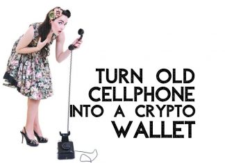 Turn Old Cellphone into Crypto Wallet with Parity Signer