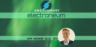Electroneum AMA summary