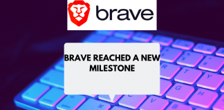 BRAVE Browser Reached 8 Million Users