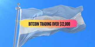 Bitcoin prices in Argentina higher by 38%