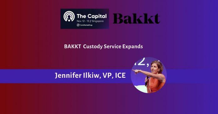 Bakkt custody expands