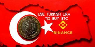 Binance allows Turks to buy BTC
