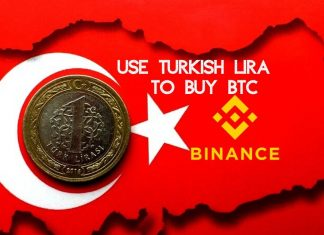 Binance allows Turks to buy BTC