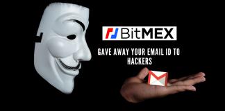 BitMEX email ID leaks