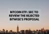 Bitcoin ETF and SEC