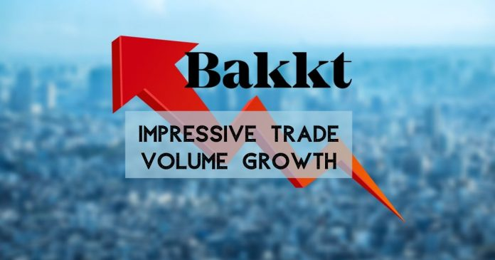 Bakkt Bitcoin Futures trade
