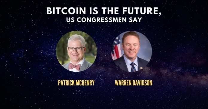 Bitcoin is the Future, US Congressmen Say