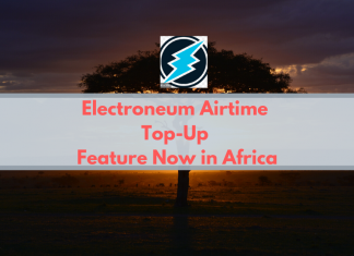 Electroneum Airtime Top-Up Feature Now in Africa