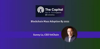 VeChain CEO Says By 2022 Blockchain Business Models will be at the Top