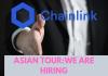 Chainlink Made a Tour Around Asia