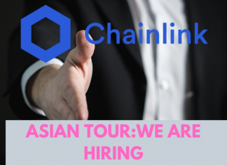 Chainlink Made a Tour Around Asia