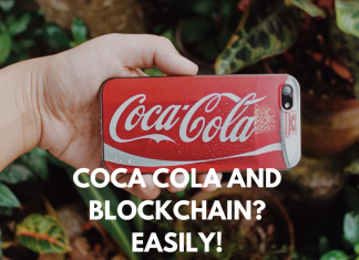 Coca Cola Joins the Blockchain Party