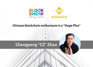 "Binance CEO Says Chinese Blockchain Optimism is a ""Huge Plus"""