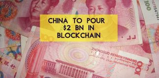 China to invest heavily in blockchain