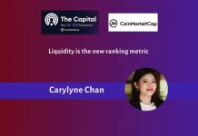 "CoinMarketCap Defines ""Liquidity"" as its New Ranking Metric"