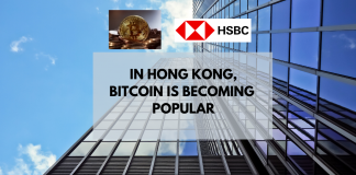 Bitcoin Interest Peaks in Hong Kong as HSBC Bans an Important Bank Account