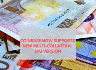 Coinbase Now Supports New Multi-Collateral DAI Version