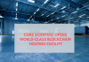 Core Scientific Opens World-Class Blockchain Hosting Facility