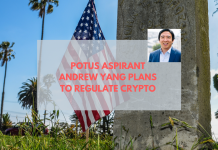 Crypto Legislation in the US? POTUS Aspirant Andrew Yang Says Yes