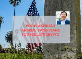 Crypto Legislation in the US? POTUS Aspirant Andrew Yang Says Yes