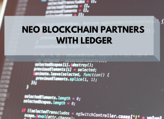 NEO Blockchain Partners with LEDGER