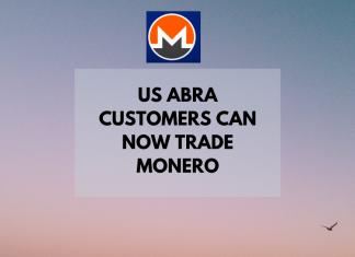 US Abra Customers Can Now Trade Monero